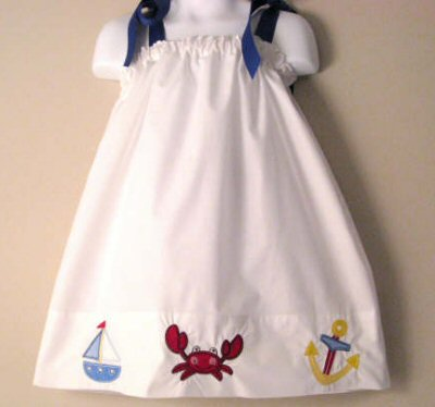 Wendys Seaside Stitchies Dress