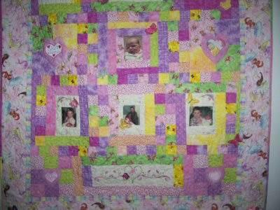 Kims Amazing Mixed Quilt