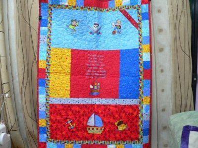 Caroles Pirates Ahoy Quilt