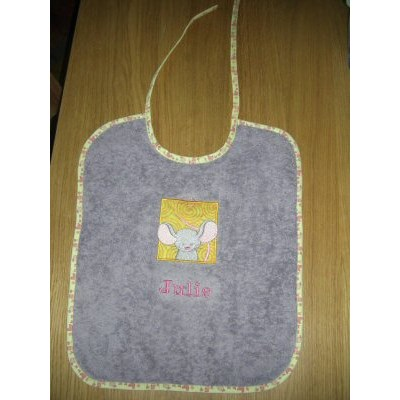 Florence Spring Moments Bib