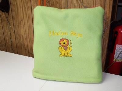 Dee - Jungle Safari Quillow