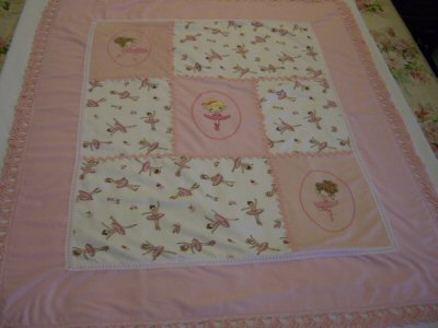 Mirta - Ballet Cuties Quilt