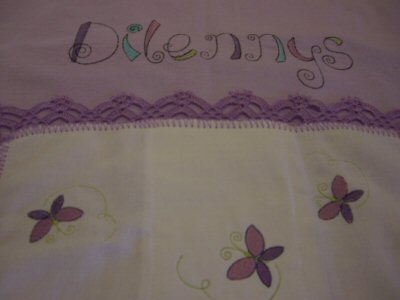 MIrta - Whimsy Alphabet and Spring Cuties Blanket