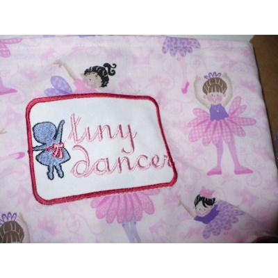 Janice Baby Girl Sentiments Tutu