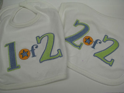 Elisabetta Twin Time Baby Items
