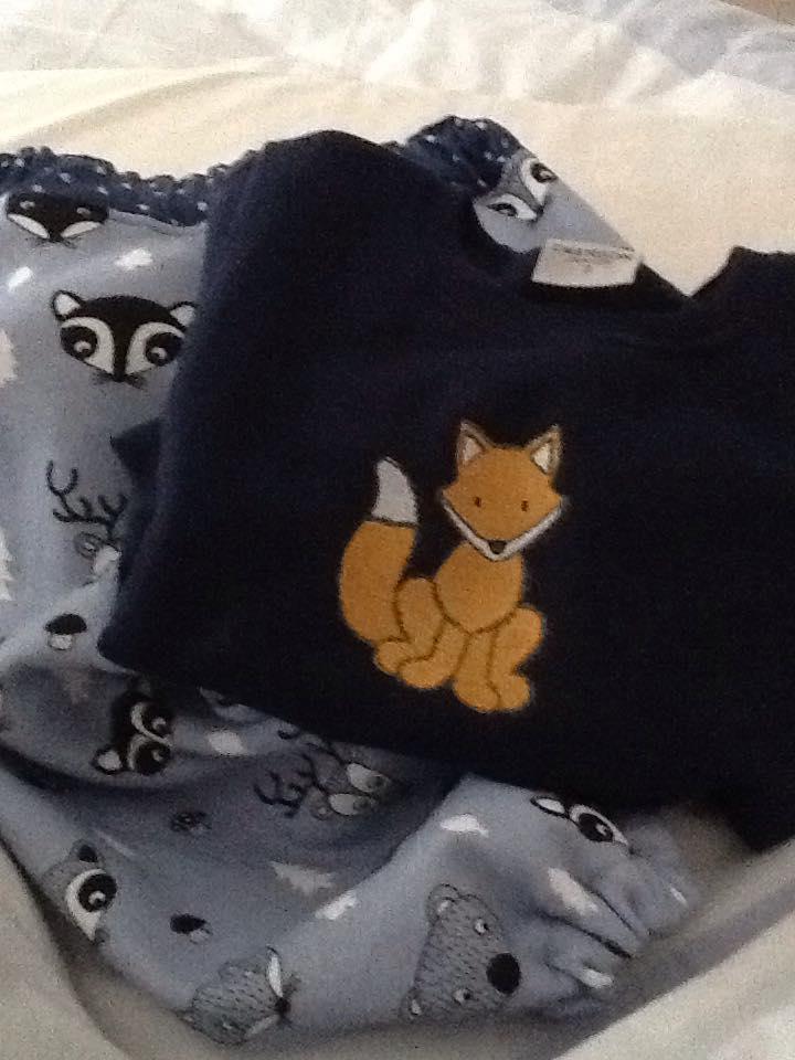 Rosemary Foxtrot Pyjama