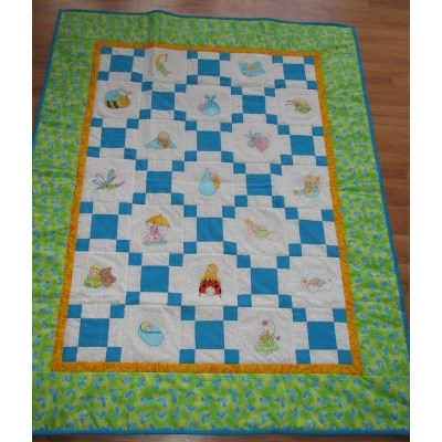 Marilyns Bubba Boo Quilt