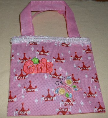 Peggy Lous All Girl Tote