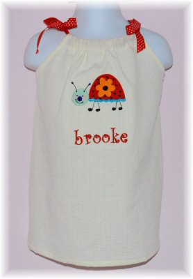 Paiges Doodle Bugs Dress