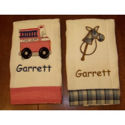 Shannons Applique Boys Toys Gifts