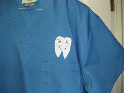 Carols Tooth Fairy Dental Smocks