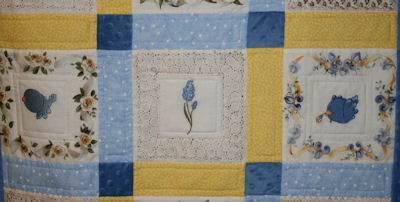 Kathys Bluebird Quilt