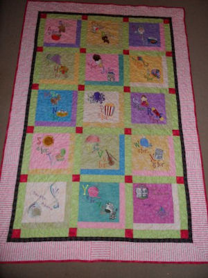 Caroles What For Quilt