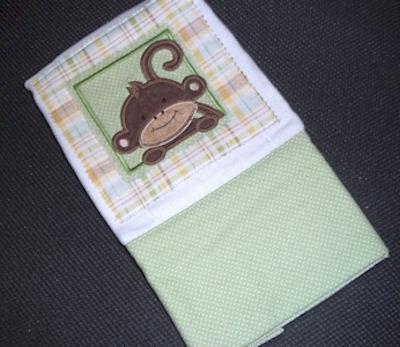 Enis Monkey Friends Block Projects