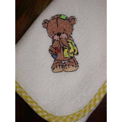 Samanthas Raggedy Bear Burps