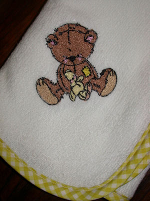 Bunnycup Embroidery Raggedy Bears