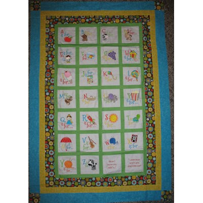 Teresas What For Quilt