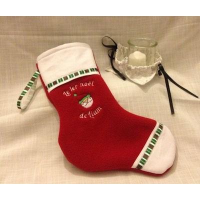Celines Christmas Minis Three Christmas Stocking