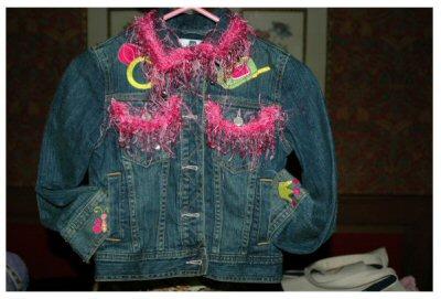 All Girls Denim Jacket