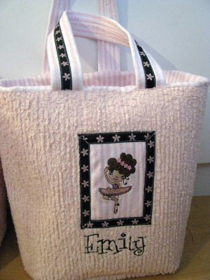 Angies Ballet Cuties Ballet Bag