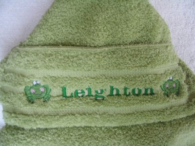 Angies Kids Minis Towels