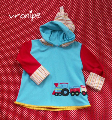 Vronis All Aboard Jumper