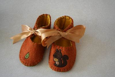 Cherie Animial Minis Booties