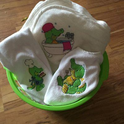 Janet Cute Croc Baby Set May 16