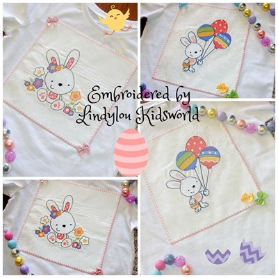 Lindy Lou Adorable Easter Tees May 17