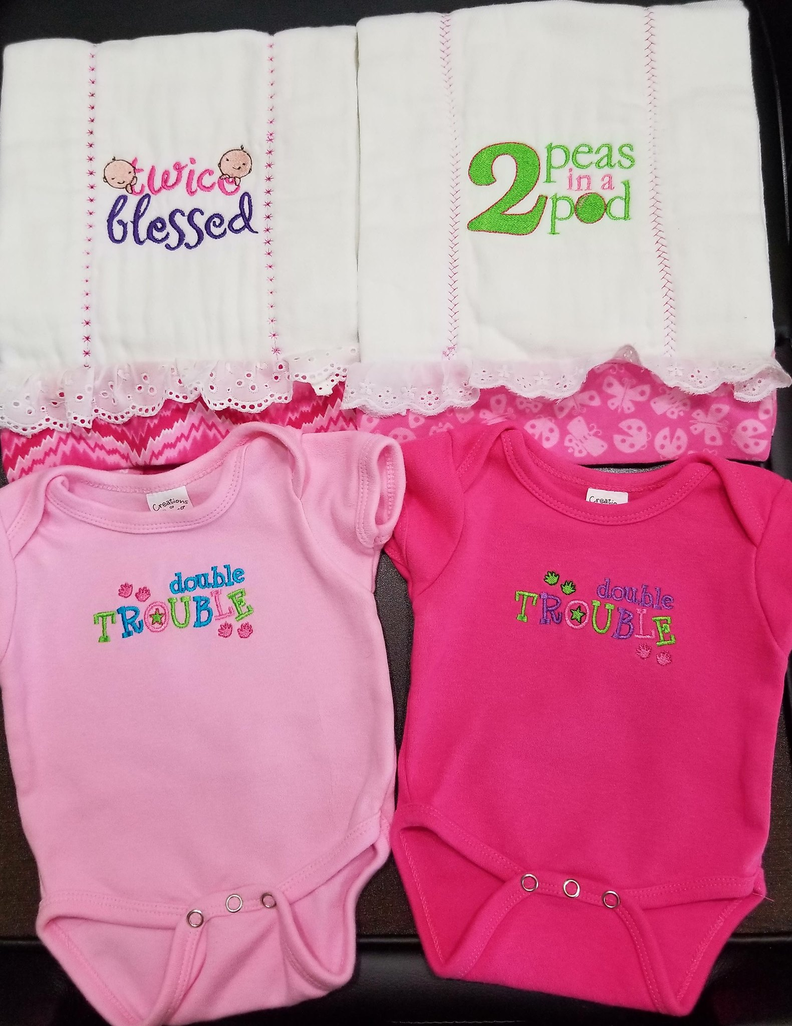 Ila Twin Time Baby Sets May 17