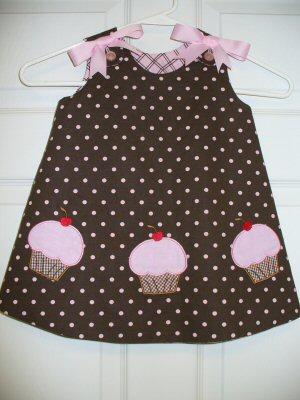 Emilys Cupcake Dress