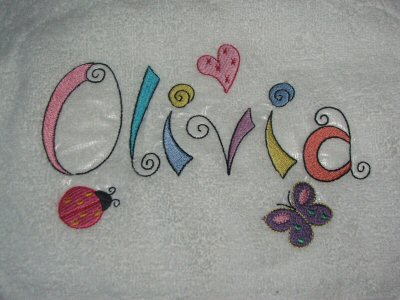 free machine embroidery alphabets