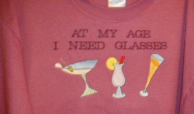Caroles Happy Hour Shirt