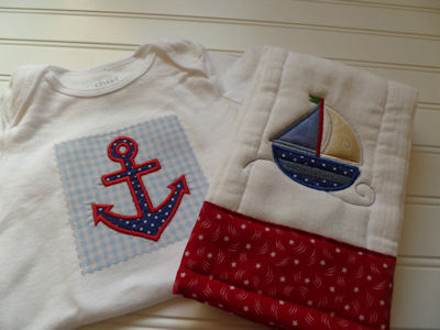 Jens Nautical Appliquue Products