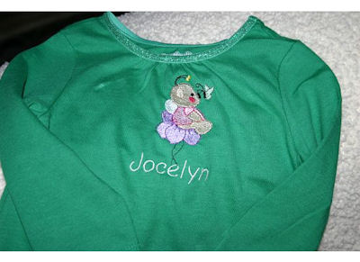 Joyces Fairy Bears Shirt