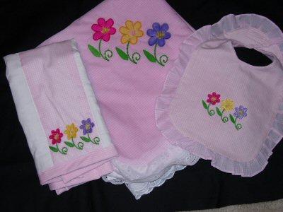 Brendas Sweet Sprint Baby Set