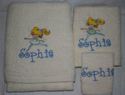 Kerrys Towel Set 1