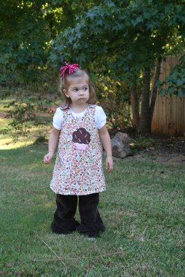 Cathys Birthday Dress