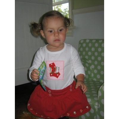 Ingrids Kids Alpha Outfit