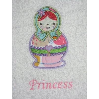 Candices Russian Dolls Bibs