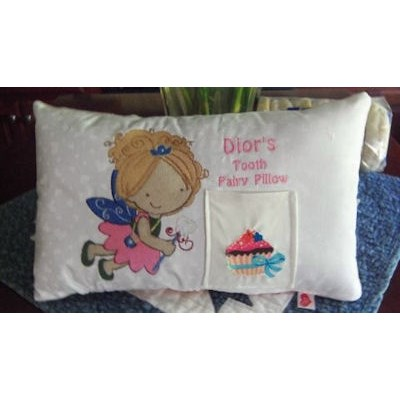 Bonnies Tooth Fairy Pillow