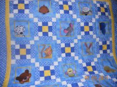Wilma Little Moments Quilt