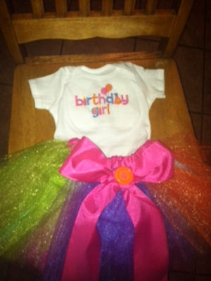 Alicia Birthday Girl Outfit