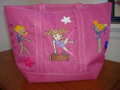 Altas Little  Gymnast Bag