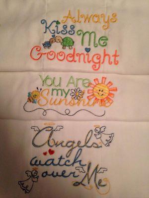 Karen Sleepy Baby Sentiments Burps