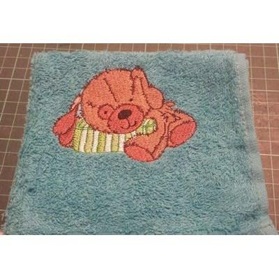 Kylie Floppy Dog Towel