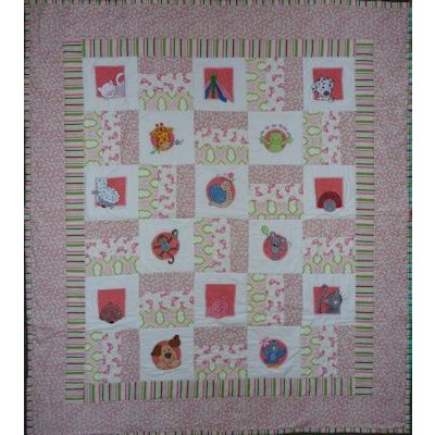 Joyce Circle of Friends Too Quilt