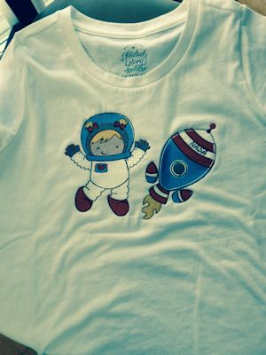 Judy Spaced Out Shirt