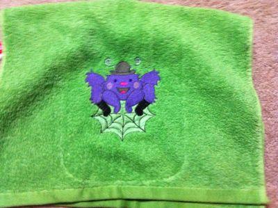 Karen Snug As A Bug Towel