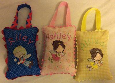 Marilyn The Tooth Pillows